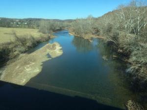 Train - River