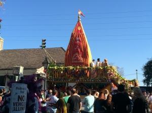 5 Hari Krishna Parade