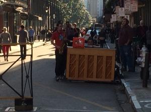 8 Street Musicians