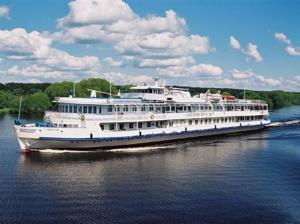 River Boat - Russia